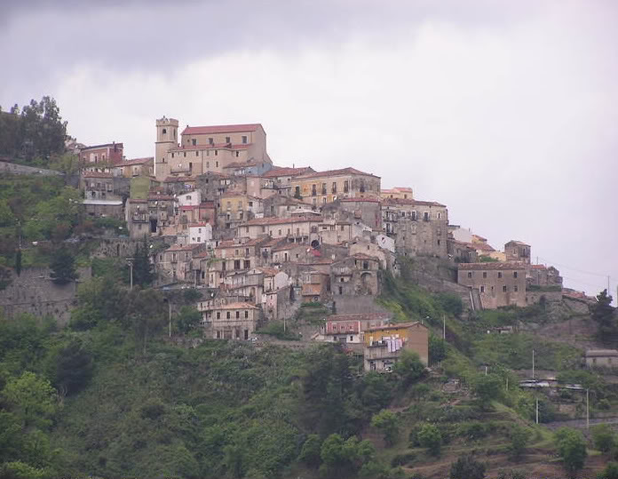 Panorama di Sellia